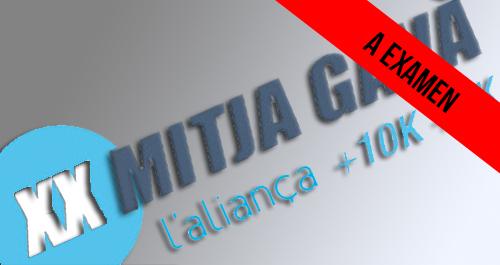 A EXAMEN MITJA GAVA 2015
