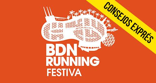 Consejos expr-es BDN Running 2015