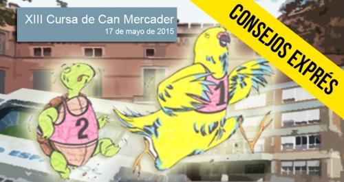 CONSEJOS EXPRÉS CURSA CAN MERCADER 5k