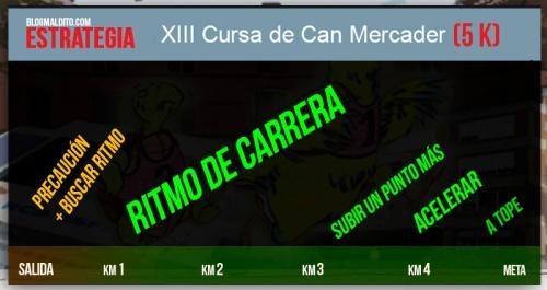 ESTRATEGIA CURSA CAN MERCADER 5k
