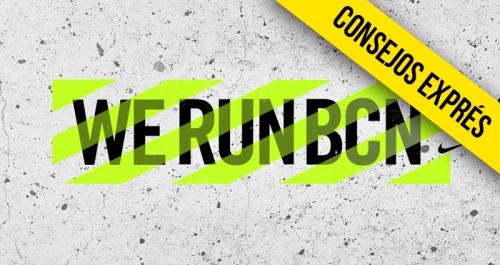 CONSEJOS EXPRËS CURSA BOMBERS WE RUN BCN 2015