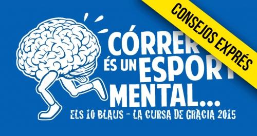 CONSEJOS EXPRËS CURSA ELS 10 BLAUS 2015