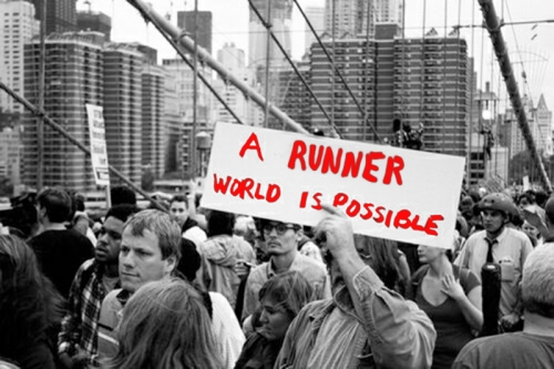 A Runner World Is Possible