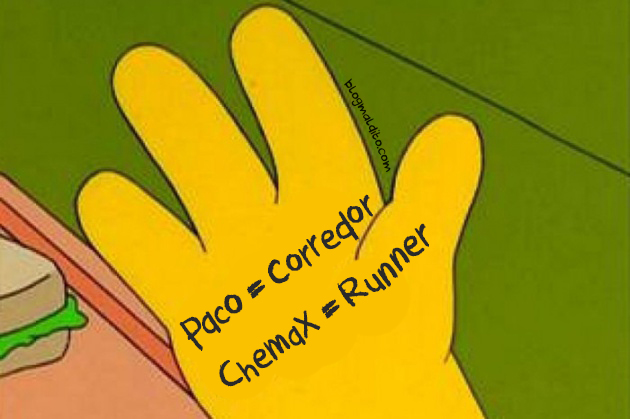 Runner Corredor
