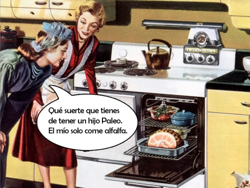 Comer Paleo Dieta