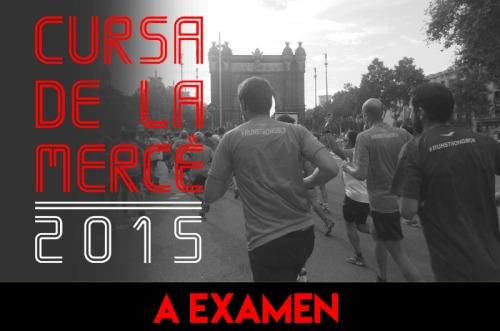A examen Cursa Mercè 2015 Fotos