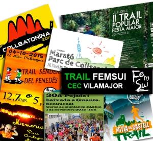 Lliga Trail 2015