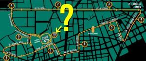 Mapa Cursa Barça Circuit