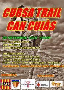 Trail Can Cuiàs