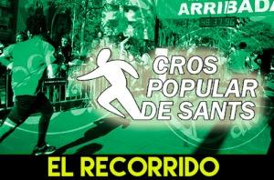 CROS DE SANTS 2015 RECORRIDO CLAVES