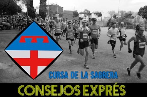 CURSA SAGRERA 2015 CONSEJOS