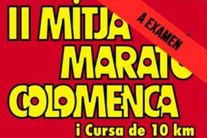 MITJA COLOMENCA A EXAMEN