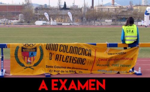 A EXAMEN MITJA COLOMENCA