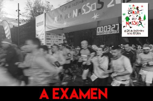 CURSA NASSOS 2015 CLAVES CONSEJOS A EXAMEN