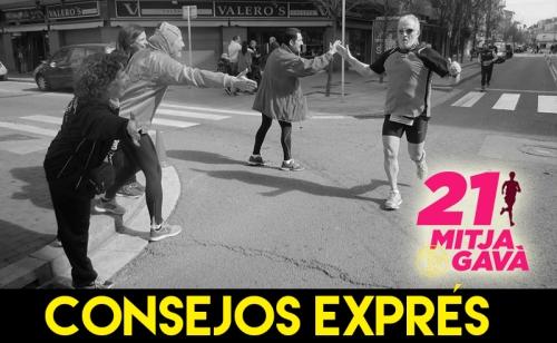 CONSEJOS EXPRES MITJA GAVA 2016