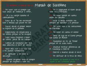 20 errores Marato Barcelona