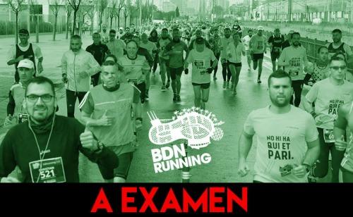 A EXAMEN BDN RUNNING