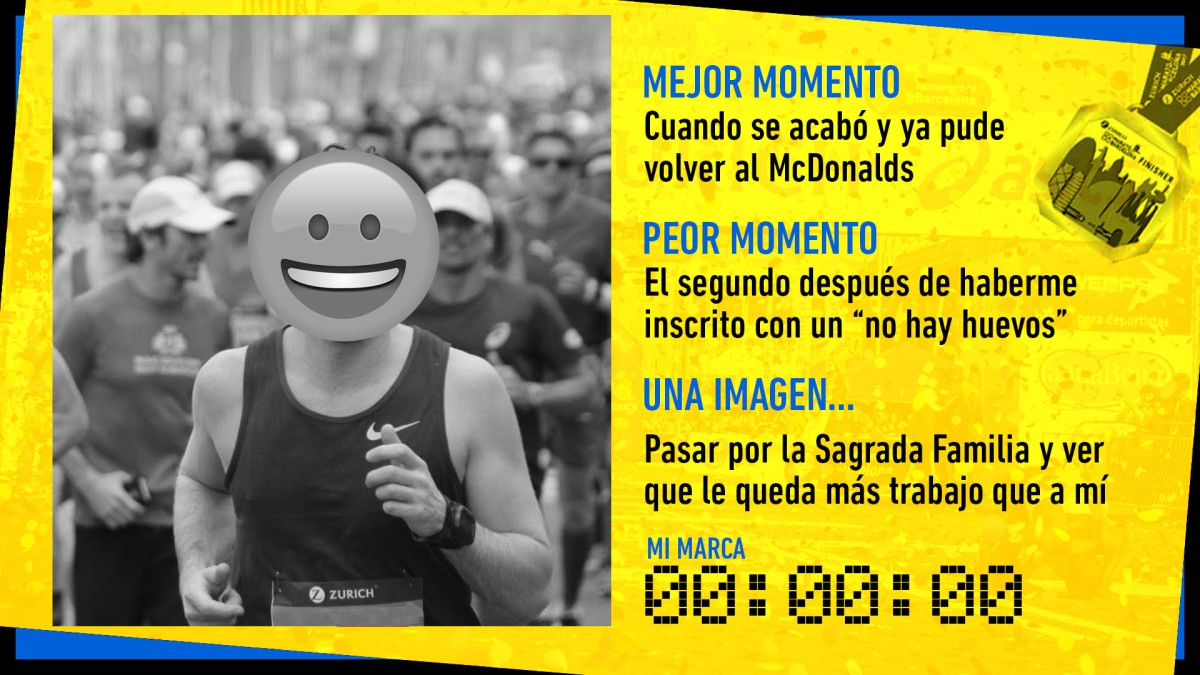 Mini Historias de la Marató 2019