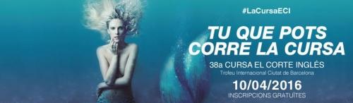 CURSA CORTE INGLES