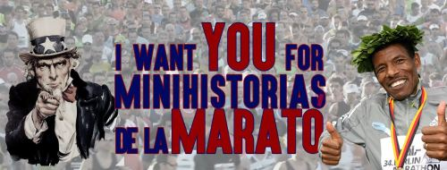 I want you mini historias MArato BArcelona