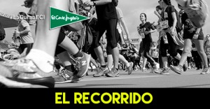 RECORRIDO CURSA CORTE INGLES