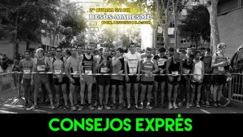 CONSEJOS EXPRES CURSA BESOS MARESME