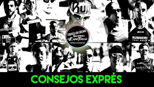 CONSEJOS EXPRES CURSA SOLIDARIA MARTORELL