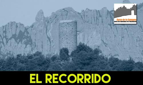 RECORRIDO CURSA LA CAMPANA