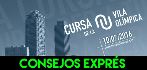 CONSEJOS EXPRES CURSA VILA OLIMPICA