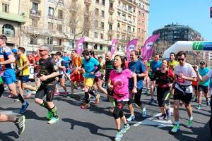 Liebres marato barcelona