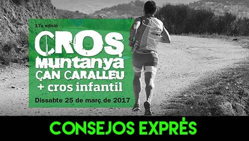 RECORRIDO CONSEJOS EXPRES CROS CAN CARALLEU