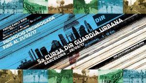 CLAVES CONSEJOS RECORRIDO CAMISETA CURSA DIR GUARDIA URBANA