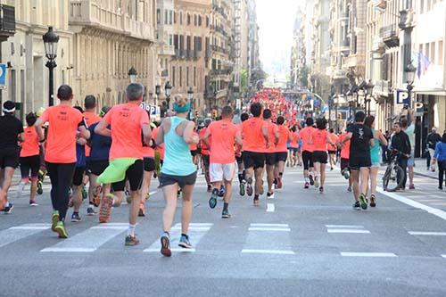 Cursa Bombers 48' a 50' km 5 a Urquinaona (435)