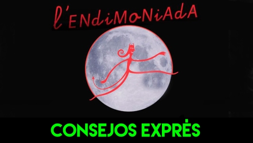 RECORRIDO CONSEJOS EXPRES ENDIMONIADA