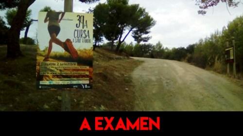 A EXAMEN FOTOS PUJADA A SANT RAMON