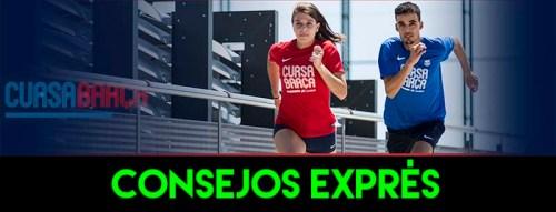 RECORRIDO CONSEJOS EXPRES CURSA BARÇA