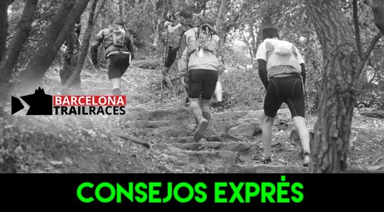 RECORRIDO CONSEJOS EXPRES BCN TRAIL RACES