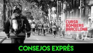 CONSEJOS EXPRES RECORRIDO CURSA BOMBERS