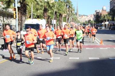 Cursa Bombers 48' a 50' km 5 a Urquinaona (297)