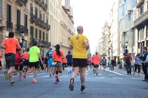 Cursa Bombers 48' a 50' km 5 a Urquinaona (470)