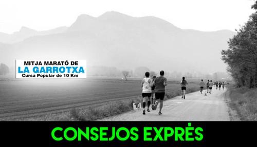 RECORRIDO CONSEJOS EXPRES MITJA DE GRANOLLERS