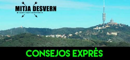RECORRIDO CONSEJOS EXPRES MITJA DESVERN