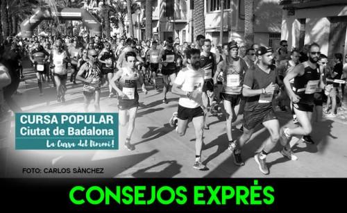 CONSEJOS EXPRES CURSA BADALONA DIMONI