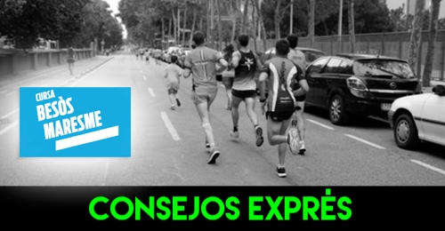 RECORRIDO CONSEJOS EXPRES CURSA BESOS MARESME