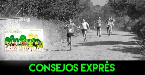 RECORRIDO CONSEJOS EXPRES TRAIL LA FLORESTA