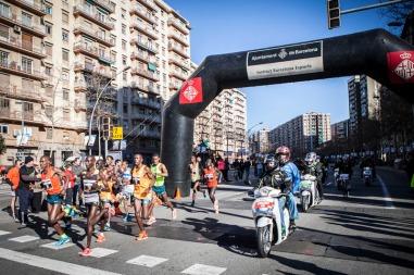 Meridiana marato Barcelona (1)
