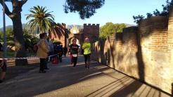 Pujada al Castell Castelldefels (798)