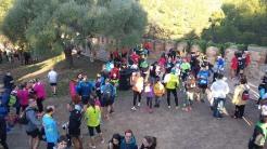Pujada al Castell Castelldefels (811)