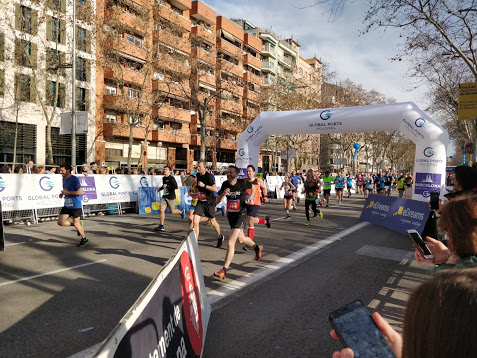 Mitja Barcelona Yohay Elam