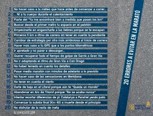 MARATO BARCELONA 20 ERRORES